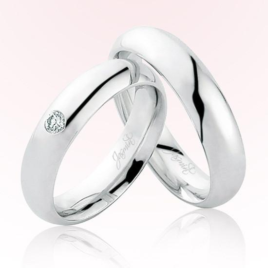 Verighete Cu Diamante | JSS 1002 | Verighete Jasmin