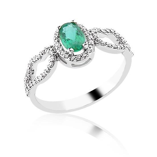 RBR 4285 - Inele Cu Diamante | Rosa Bianco