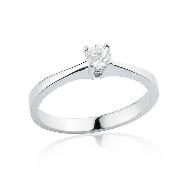 RBR 1049 - Inele Cu Diamante | Rosa Bianco
