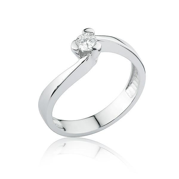 RBR 1040 - Inele Cu Diamante | Rosa Bianco