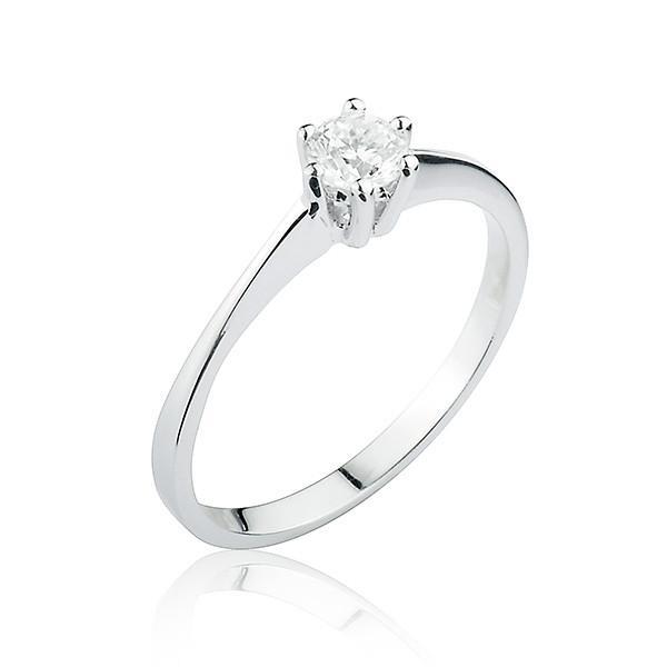 RBR 1031 - Inele Cu Diamante | Rosa Bianco