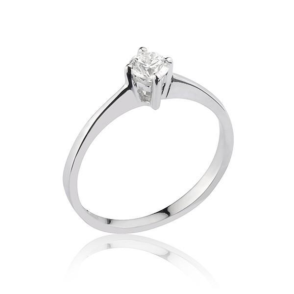 RBR 1030 - Inele Cu Diamante | Rosa Bianco