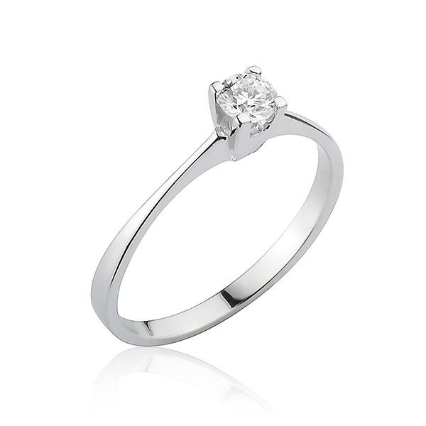 RBR 1019 - Inele Cu Diamante | Rosa Bianco