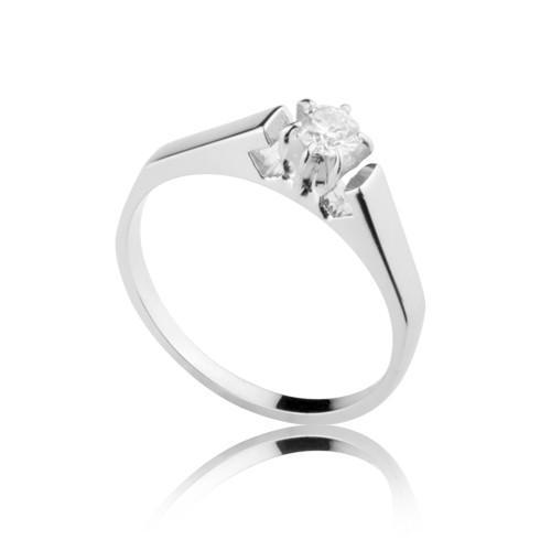 RBR 1016 - Inele Cu Diamante | Rosa Bianco