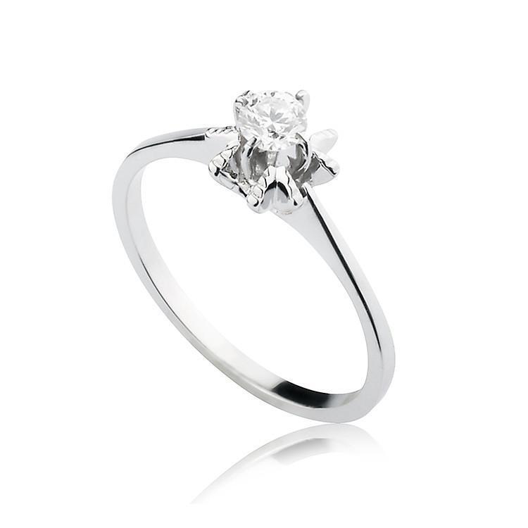 RBR 1005 - Inele Cu Diamante | Rosa Bianco