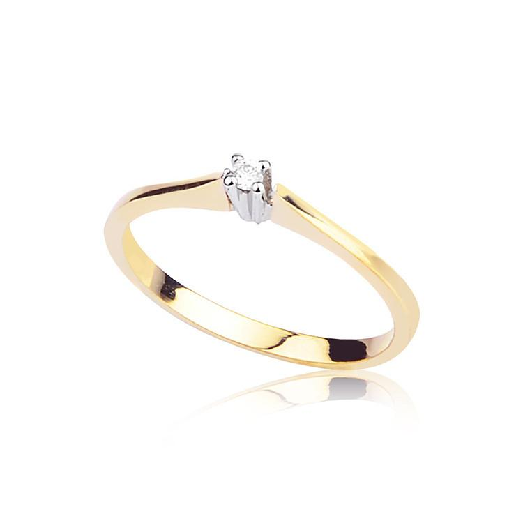 RBR 0018 - Inele Cu Diamante | Rosa Bianco