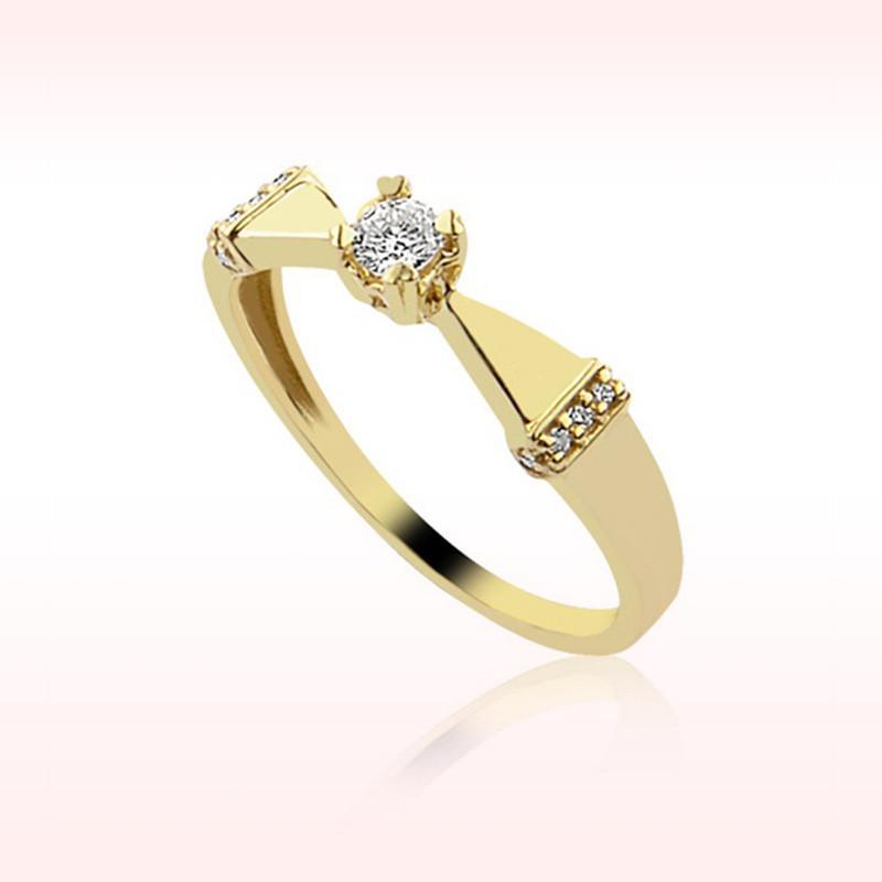 RBR 1244 - Inele Cu Diamante | Rosa Bianco