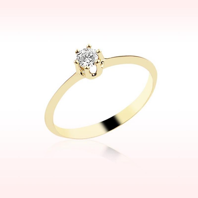 RBR 1237 - Inele Cu Diamante | Rosa Bianco