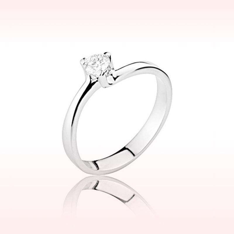 RBR 1046 - Inele Cu Diamante | Rosa Bianco