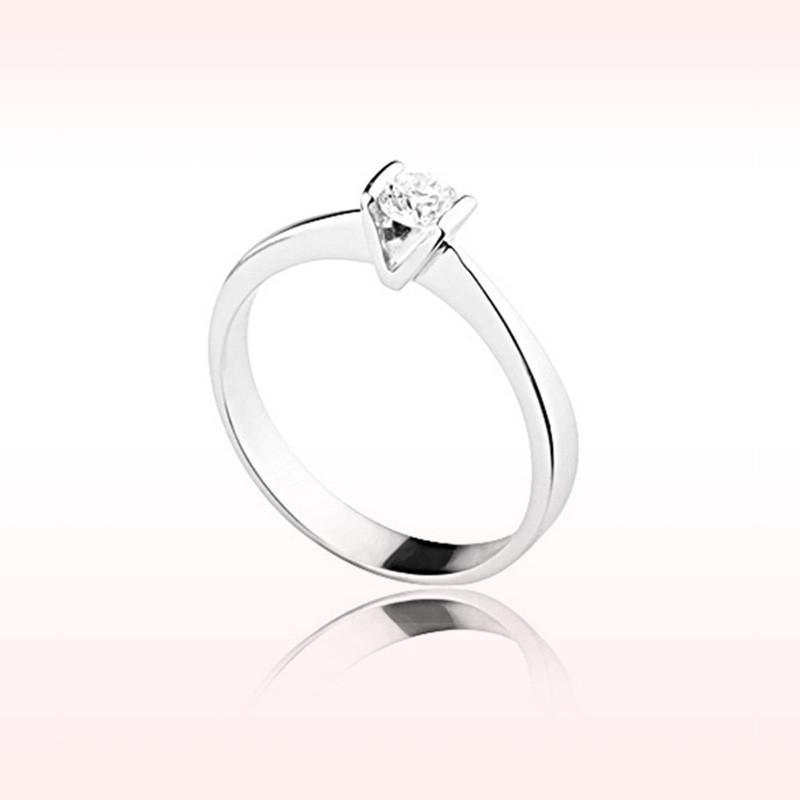 RBR 1032 - Inele Cu Diamante | Rosa Bianco