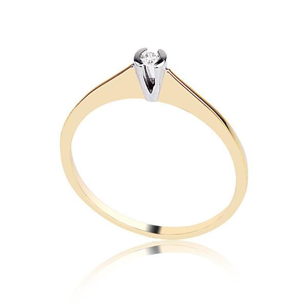 RBR 0038 - Inele Cu Diamante | Rosa Bianco