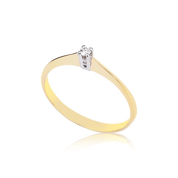 RBR 0017 - Inele Cu Diamante | Rosa Bianco