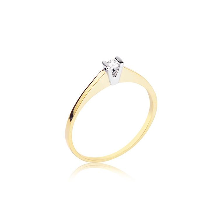RBR 0002 - Inele Cu Diamante | Rosa Bianco