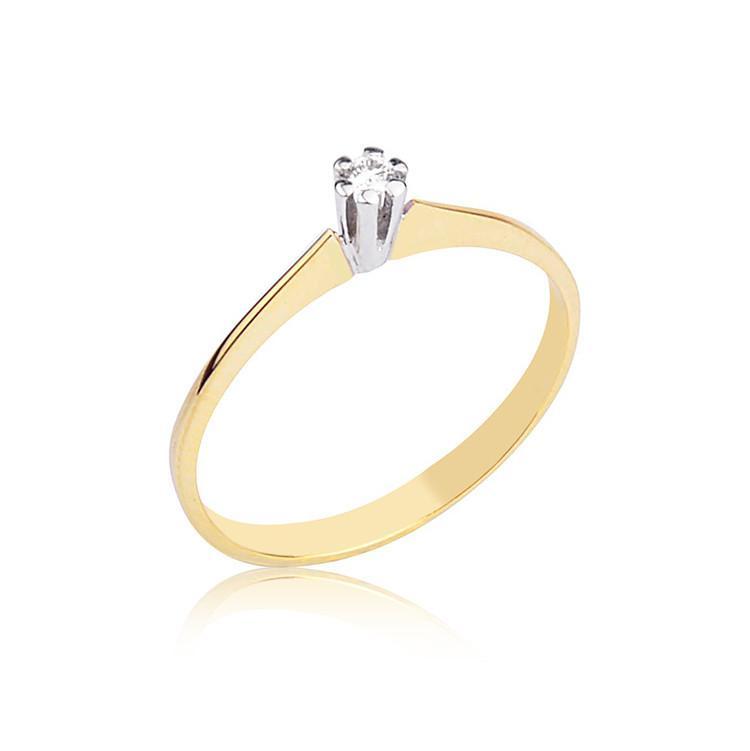 RBR 0001 - Inele Cu Diamante | Rosa Bianco